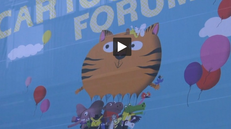 Cartoon Forum ou Toulouse capitale du dessin animé