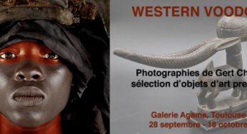 Exposition Western Voodoo de Gert Chesi à Galerie Agama à Toulouse