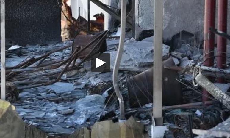 Gard. la colère d'habitants de Bgnols sur Céze après un incendie