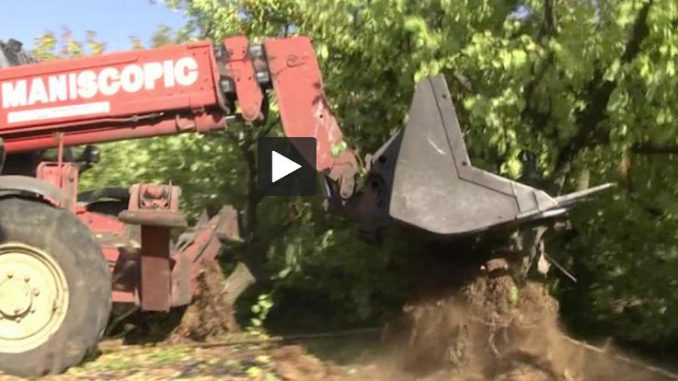 Gard. la grosse colère des agriculteurs