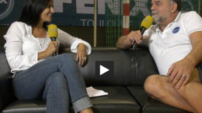 Handball. Face à Montpellier, Philippe Gardent, manager de Toulouse vise l'exploit