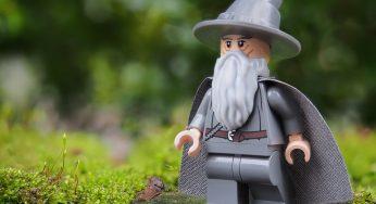 Jean Piat était (aussi) la voix française de Gandalf dans le Seigneur des anneaux