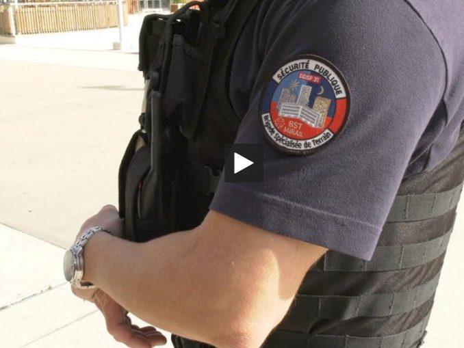 La police de sécurité du quotidien en place à Toulouse