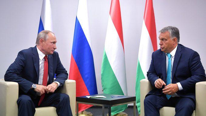 Le Parlement européen vote une procédure de sanction contre la Hongrie de Orban