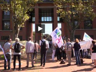 Manifestation, cantine fermée, la grogne monte dans les écoles toulousaines