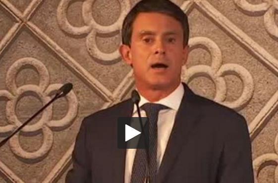 Manuel Valls veut être le prochain maire de Barcelone