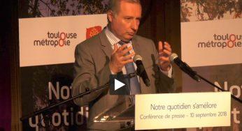 Toulouse reste à droite, Moudenc réélu