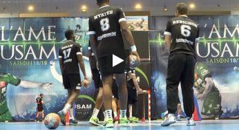 Nîmes Paris Saint Germain, l'autre choc en handball