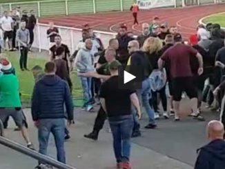 Nord, violente bagarre en marge d'un match de football