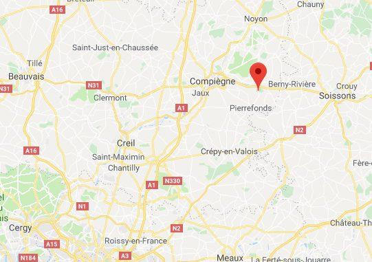 Oise. un motard de 27 se tue dans un accident de la route