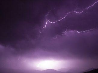 Risque orages et grêle mercredi soir sur Toulouse et toute l'Occitanie
