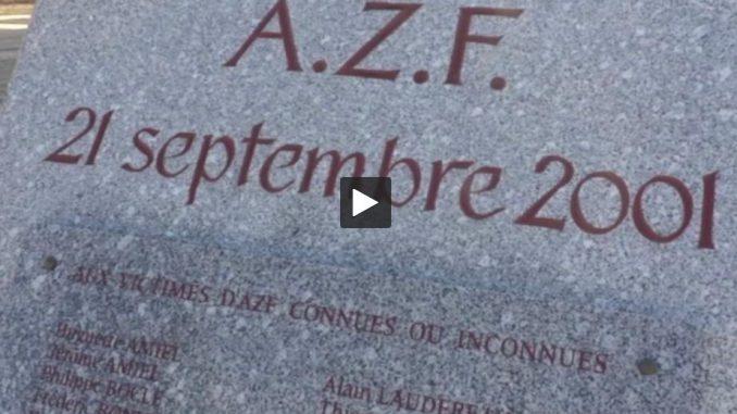 Toulouse 21 septembre : Hommage aux victimes de l'explosion d'AZF
