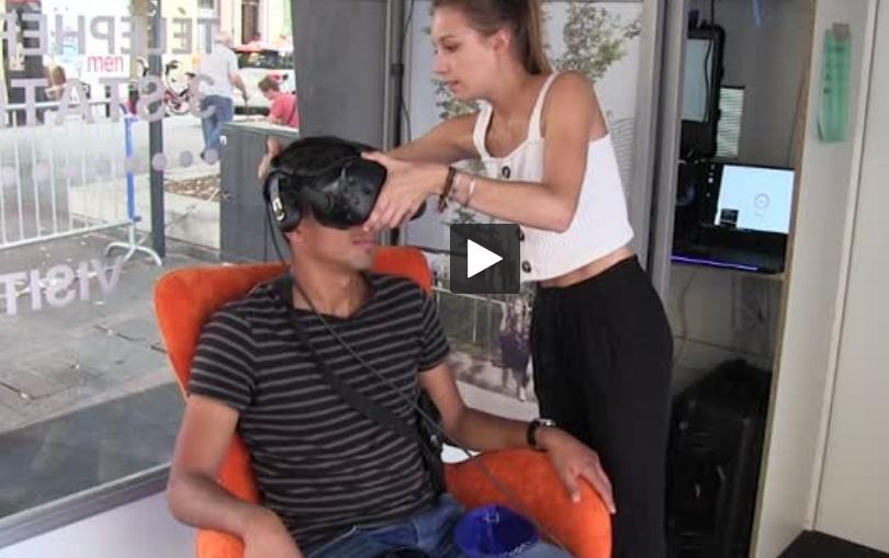 Toulouse : la réalité virtuelle pour découvrir le futur téléphérique urbain