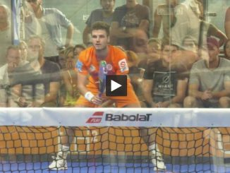 Un Toulousain, dans le duo champion de France de padel