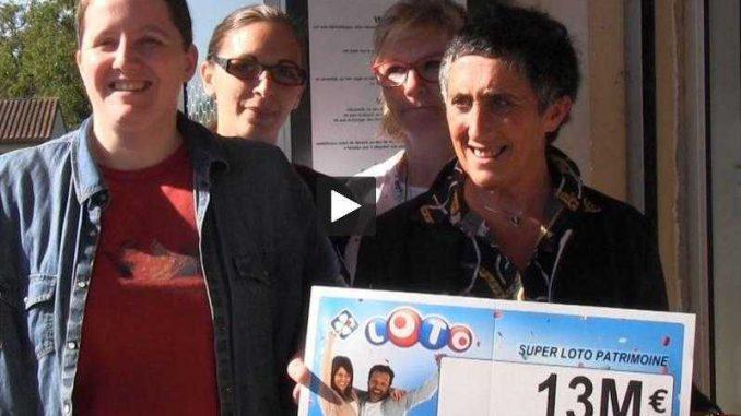 Un habitant de Boussens gagne 13M€ au Loto du Patrimoine