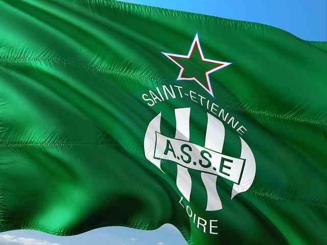 Ligue 1. Saint Étienne bat Monaco et s'empare de la 2e place du classement