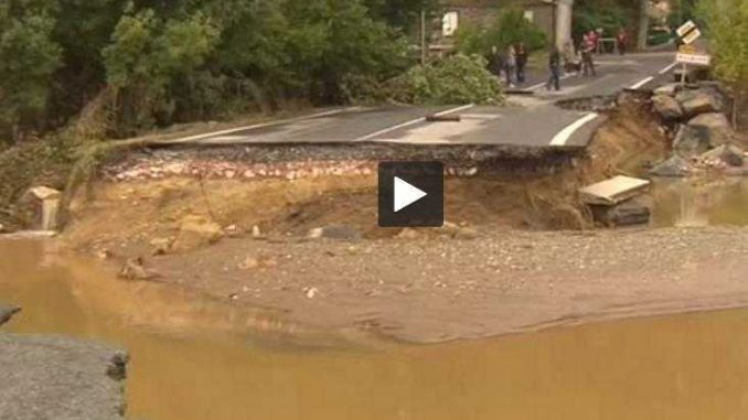 Aude. des dégâts considérables