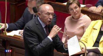Collomb aurait présenté sa démission à Macron qui l'aurait refusée