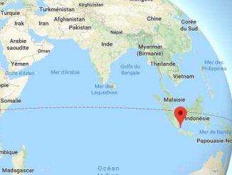 """Crash du Boeing en Indonésie """"toutes les personnes probablement mortes"""""""