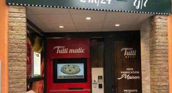 Deux distributeurs automatiques de pizzas débarquent à Toulouse