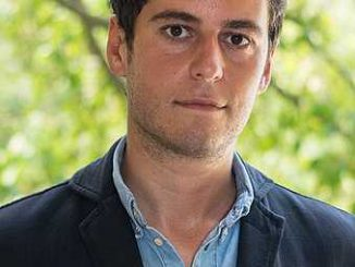 Gabriel Attal, benjamin du gouvernement Philippe