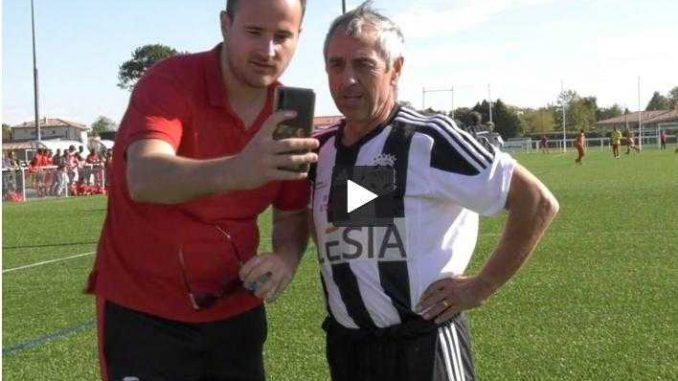 Giresse, Barthez ont fêté les 80 ans du Club Toulouse Lardenne