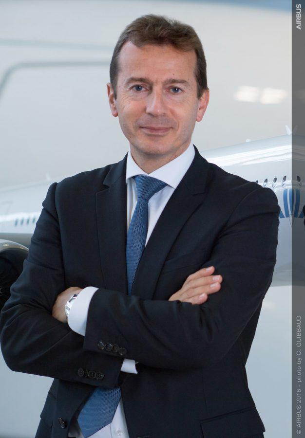 Qui est Guillaume Faury nouveau patron Airbus