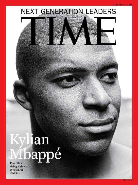 Kylian Mbappé fait la une du Time et sauve l'équipe de France face à l'Islande