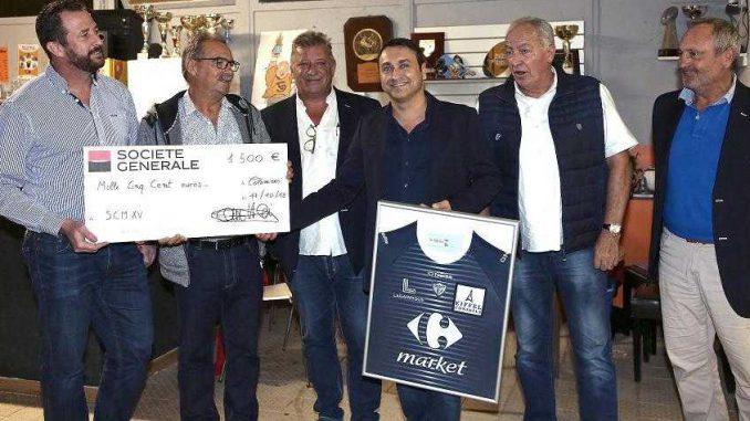 Le club de rugby de Montastruc-La-Conseillère récompensé