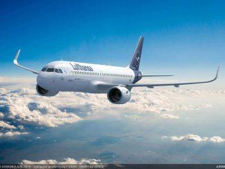 Lufthansa confirme l'achat de 28 avions Airbus A320neo et A321neo