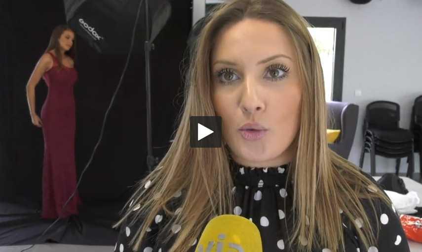 Miss Toulouse en formation pour le concours Miss France