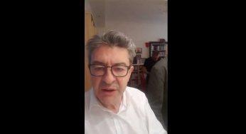 Perquisition à la France Insoumise et chez Jean Luc Mélenchon