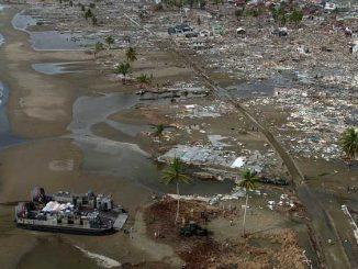 Séisme en Indonésie 2000 morts, 10000 blessés et 700 disparus
