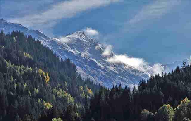 Il a bien neigé sur les Pyrénées
