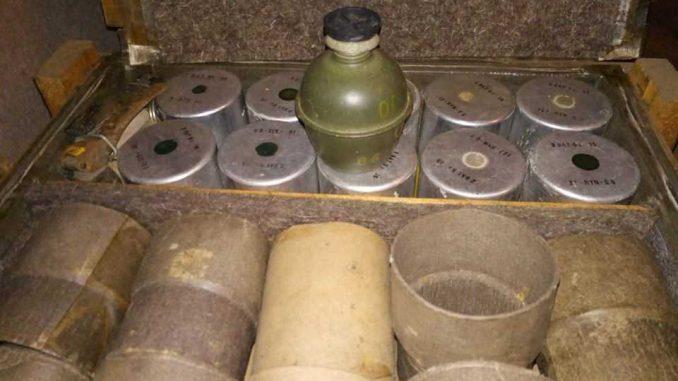 200 grenades offensives découverte à Rabastens de Bigorre