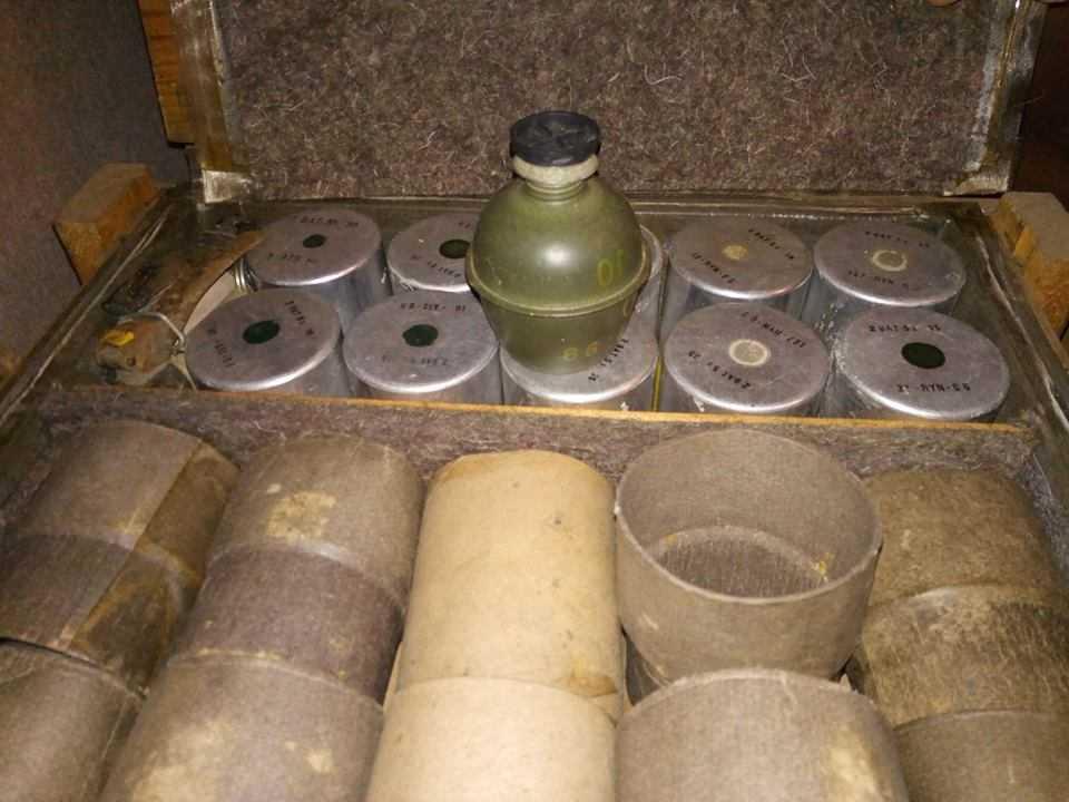 200 grenades offensives découverte chez un particulier au nord de Tarbes