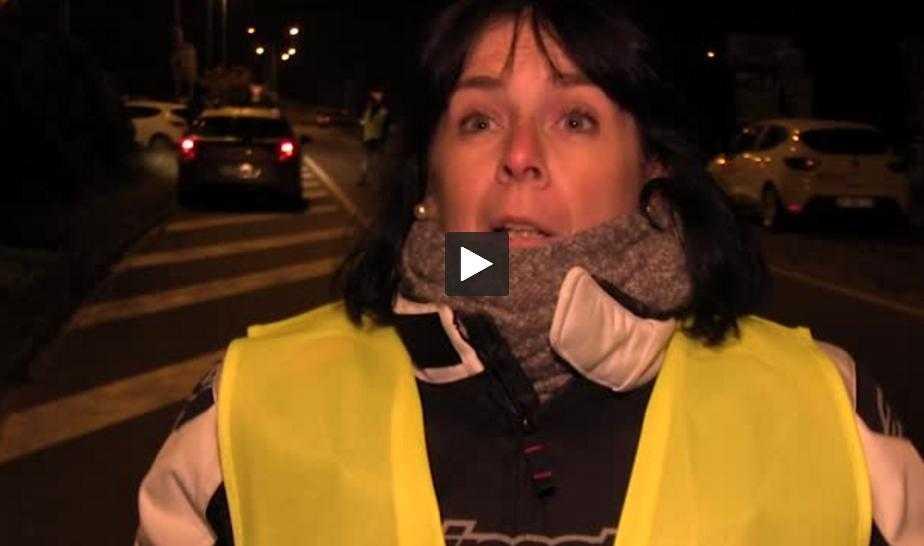 Blocages des Gilets Jaunes ce lundi à Toulouse
