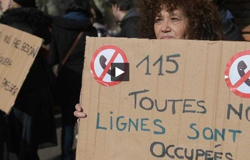 Des salariés du 115 de Toulouse en grève pour la troisième fois en un mois