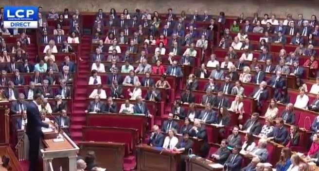 Gilets Jaunes, inquiétude chez des députés Pro Macron