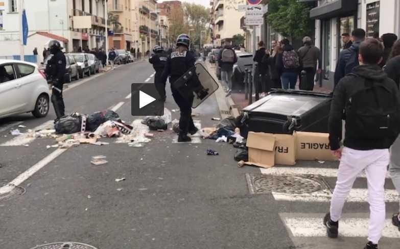 Gilets Jaunes. les policiers sont épuisés