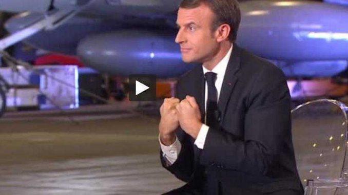 Gilets jaunes Macron reconnaît son échec dans la réconciliation du peuple avec ses dirigeants