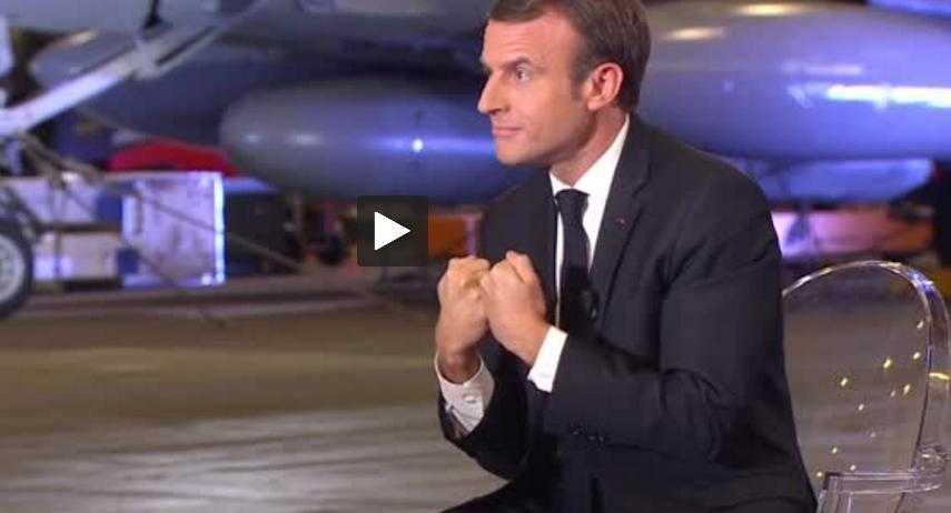 Gilets jaunes. Macron face à ses responsabilités
