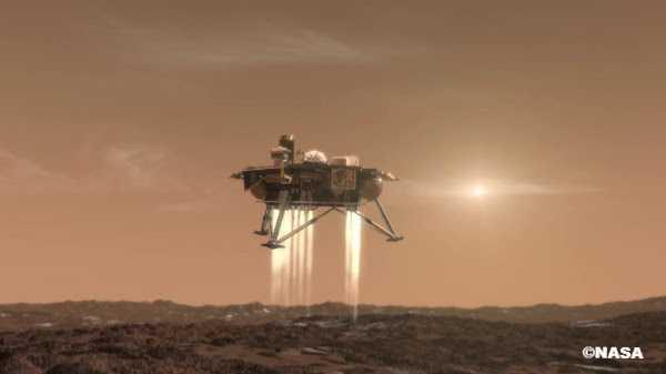 L'atterrissage d'Insight sur Mars en direct à la Cité de l'Espace de Toulouse