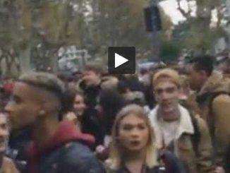 Perpignan - Les jeunes bloquent le lycée Arago