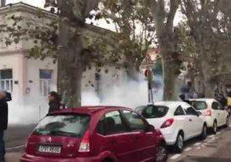 Perpignan. face à face tendus entre lycéens et policiers