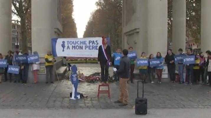 Pourquoi ils ont manifesté contre la PMA à Toulouse