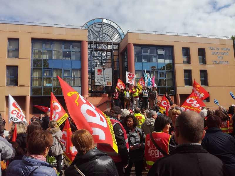 Prix des carburants, la CGT appelle à manifester à Tarbes le 17 Novembre