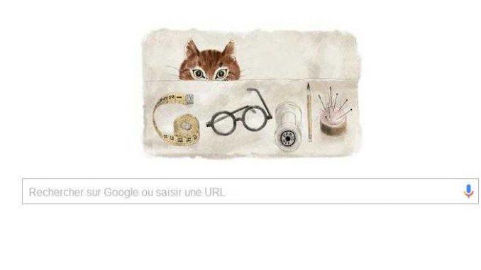 Qui est Tsuguharu Fujita mis à l'honneur par Google ?