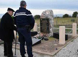 Rivesaltes (66) : actes de vandalisme sur la stèle à la mémoire des juifs déportés