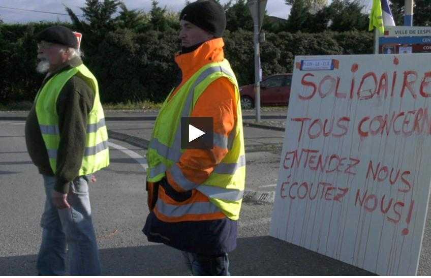 Péages, blocages, manif, ce que prévoient les Gilets jaunes à Toulouse ce 1 décembre
